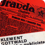 Cover of Nový's book about Klement Gottwald, published in 1978. (Petr Blažek's Archive)