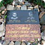 Memorial plaques to Jan Palach, Jan Zajíc and the victims of communism, 2005 (Photo: Petr Blažek)